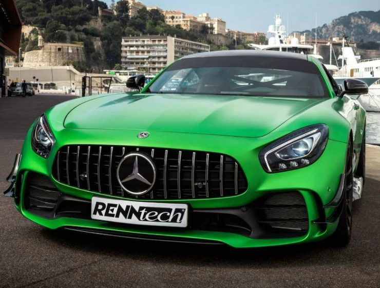 Mercedes-AMG GT R The Outstanding Mercedes-AMG GT R The Outstanding Mercedes AMG GT R 1 1 740x560