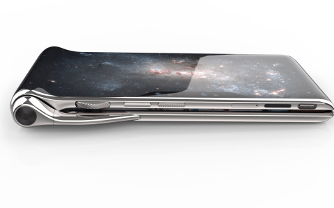 Futuristic Phone Turing's HubblePhone is a Futuristic Phone Turing   s HubblePhone is a Futuristic Phone 480x300