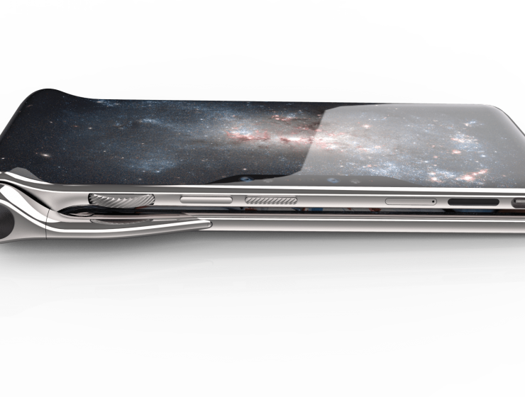 Futuristic Phone Turing's HubblePhone is a Futuristic Phone Turing   s HubblePhone is a Futuristic Phone 740x560