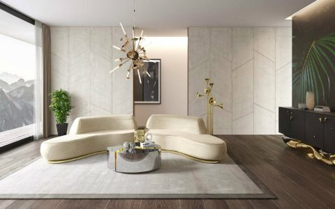 elegant living room Limited Edition: How To Decor Your Elegant Living Room boca do lobo 1 480x300