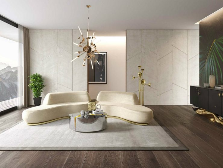 elegant living room Limited Edition: How To Decor Your Elegant Living Room boca do lobo 1 740x560