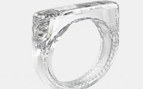 all-diamond ring Check out Jony Ive and Marc Newson's all-diamond ring DESTAQUE 480x300