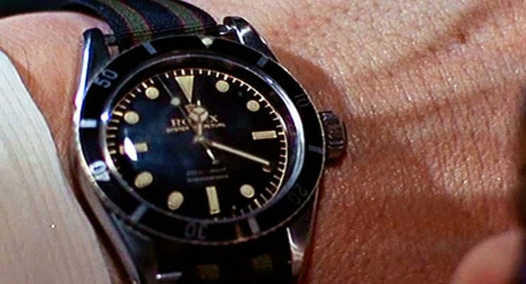 "Rolex The ""James Bond"" Rolex that sold for $567K at Phillips's Auction DESTAQUE 5 740x400"