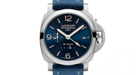 panerai A look at Panerai's latest limited edition Luminor watch DEstaque 480x260