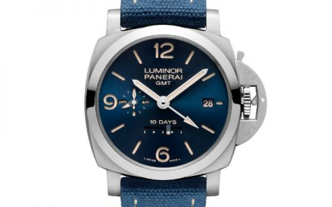 panerai A look at Panerai's latest limited edition Luminor watch DEstaque 480x300