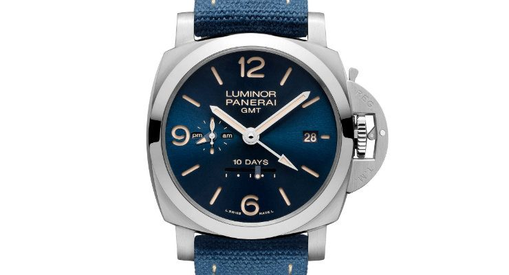 panerai A look at Panerai's latest limited edition Luminor watch DEstaque 740x400