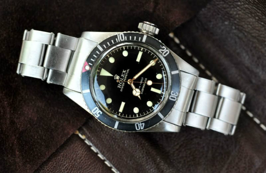 "Rolex The ""James Bond"" Rolex that sold for $567K at Phillips's Auction IMG2 4"