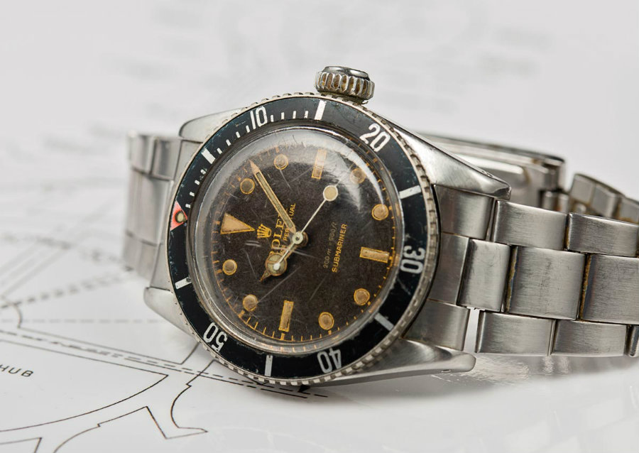 "The ""James Bond"" Rolex that sold for $567K at Phillips's Auction Rolex The ""James Bond"" Rolex that sold for $567K at Phillips's Auction IMG3 4"