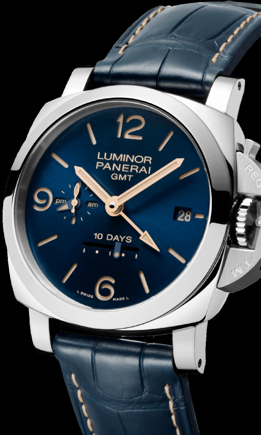 A look at Panerai's latest limited edition Luminor watch panerai A look at Panerai's latest limited edition Luminor watch IMG4 3