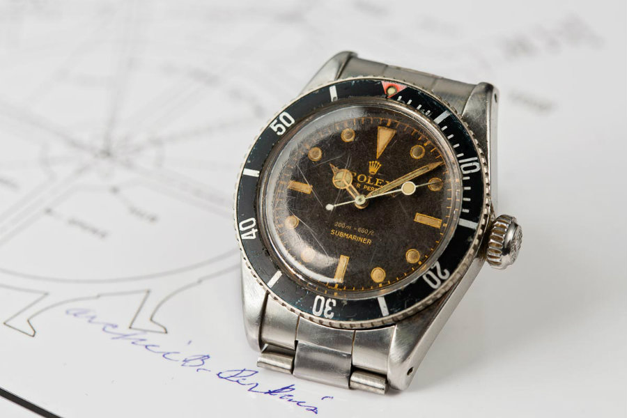 "Rolex The ""James Bond"" Rolex that sold for $567K at Phillips's Auction IMG4 4"