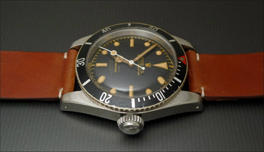 "Rolex The ""James Bond"" Rolex that sold for $567K at Phillips's Auction IMG5 4"