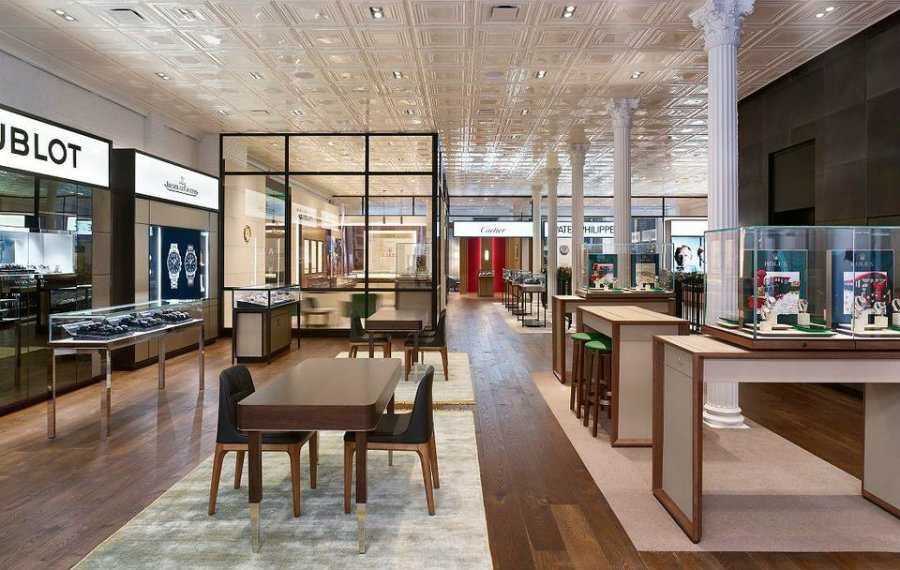 Watches of Switzerland now has two stores in NY and LA watches of switzerland Watches of Switzerland now has two boutiques in NY and LA NY1