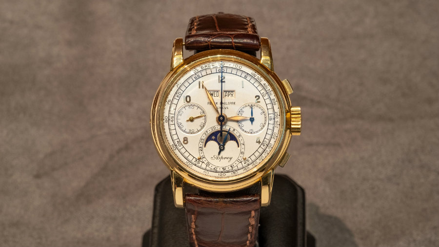 A look at Aspery: the Most Expensive Watch Auctioned in 2018 most expensive watch auctioned A look at Aspery: the Most Expensive Watch Auctioned in 2018 Aspery6
