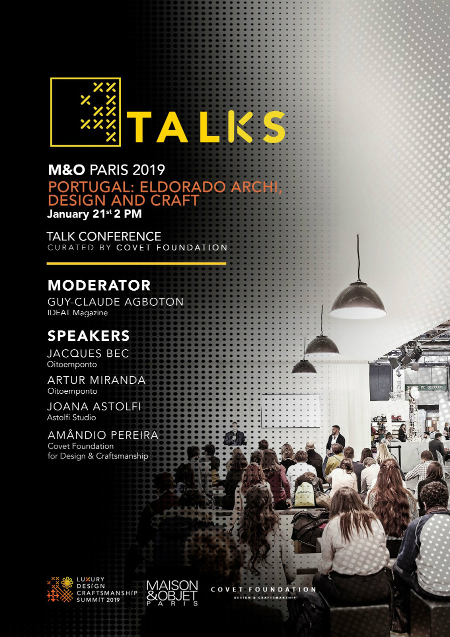 Have a look at this talk featuring the Best of Portuguese Design + Craft Portuguese Design Have a look at a talk featuring the Best of Portuguese Design + Craft BestofDesign1