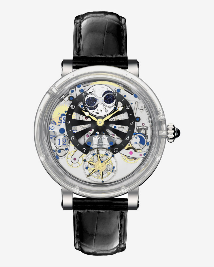 See of the 5 best luxury watches of SIHH 2019 sihh 2019 See of the 5 best luxury watches of SIHH 2019 Bovet R  cital 26 Brainstorm Chapter One