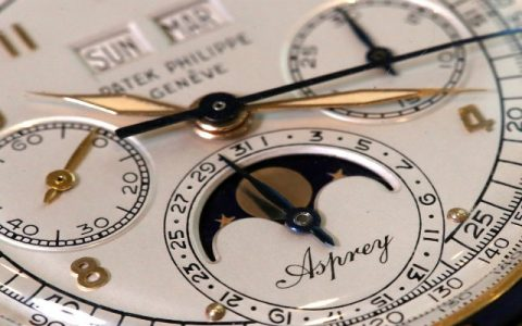 most expensive watch auctioned A look at Aspery: the Most Expensive Watch Auctioned in 2018 DESTAQUE 10 480x300