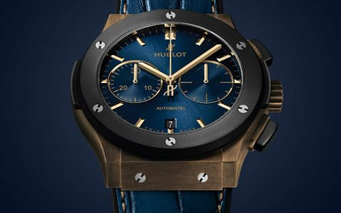 Hublot Classic Fusion A look at the Hublot Classic Fusion Bronze Bucherer Blue Edition DESTAQUE 14 480x300