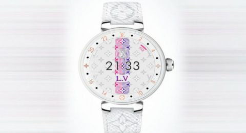 Tambour watch Check out the makeover of Louis Vuitton's Tambour watch DESTAQUE 19 480x260