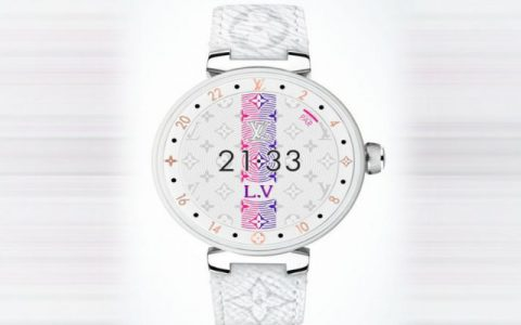 Tambour watch Check out the makeover of Louis Vuitton's Tambour watch DESTAQUE 19 480x300