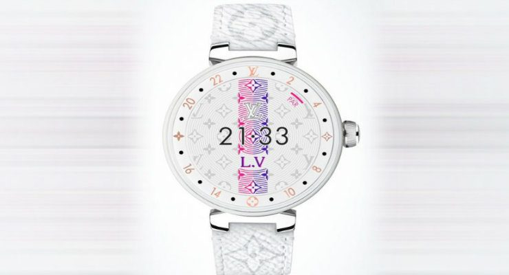 Tambour watch Check out the makeover of Louis Vuitton's Tambour watch DESTAQUE 19 740x400