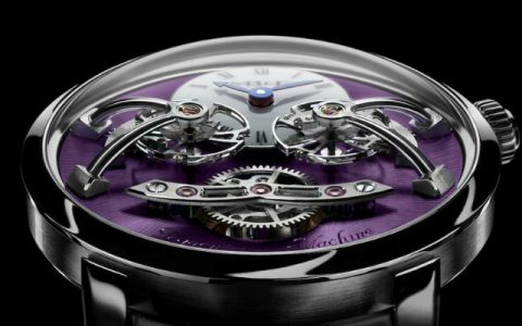 Swiss watch brand Have a look at this exclusive watch by Swiss watch brand MB&F DESTAQUE 4 480x300