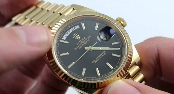 best gold watches This is our top 5 of the best Gold Watches on the Market Destaque 740x400