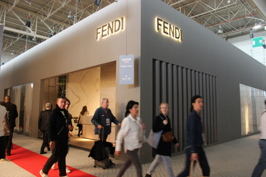 maison et objet Don't miss the best of from Maison et Objet 2019 Fendi Casa 1