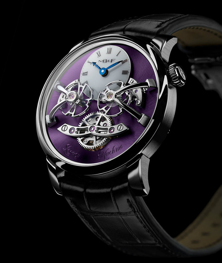 Have a look at this exclusive watch by Swiss watch brand MB&F Swiss watch brand Have a look at this exclusive watch by Swiss watch brand MB&F IMG1 1