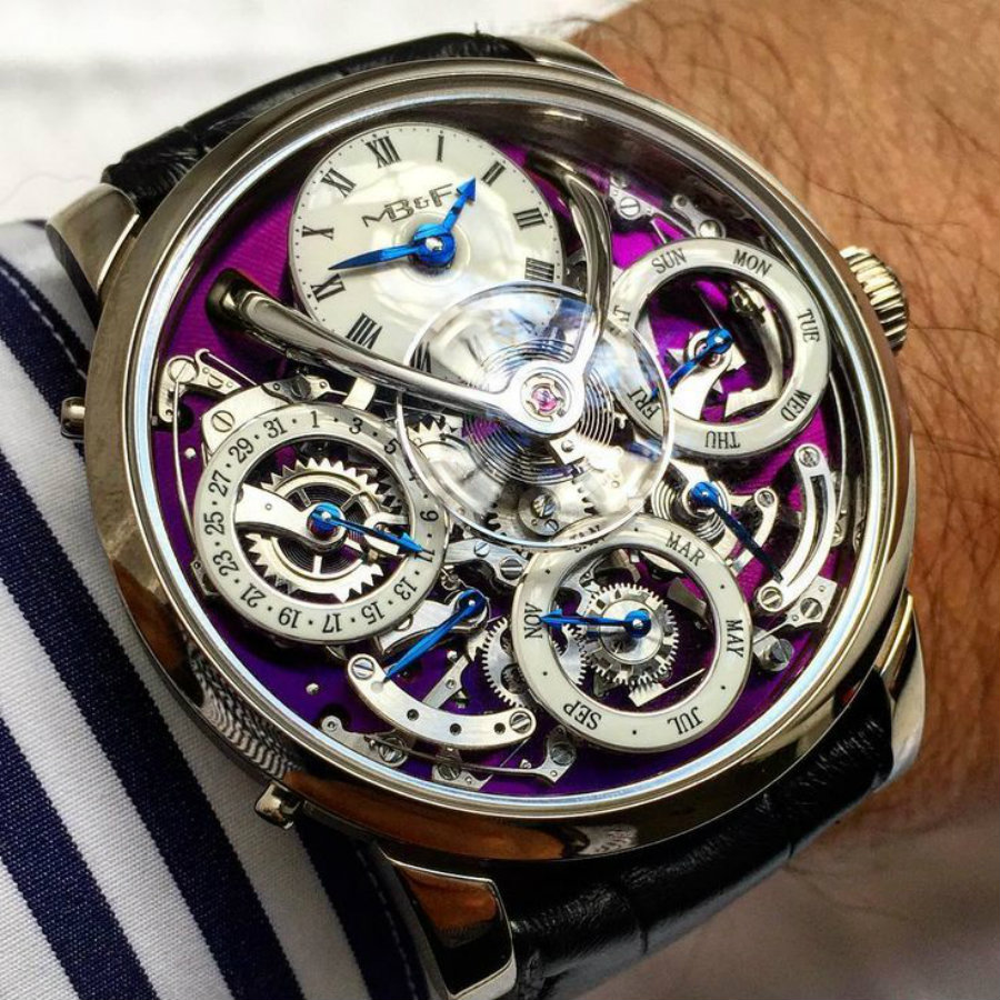 Have a look at this exclusive watch by Swiss watch brand MB&F Swiss watch brand Have a look at this exclusive watch by Swiss watch brand MB&F IMG3 1