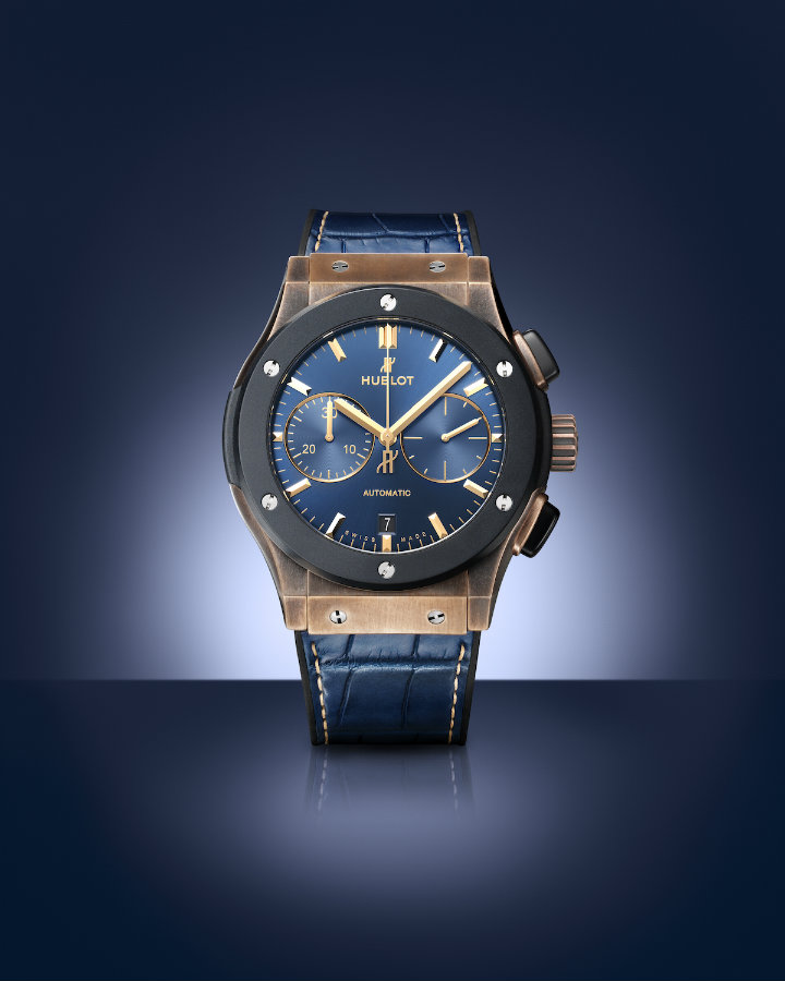 A look at the Hublot Classic Fusion Bronze Bucherer Blue Edition Hublot Classic Fusion A look at the Hublot Classic Fusion Bronze Bucherer Blue Edition IMG3 3