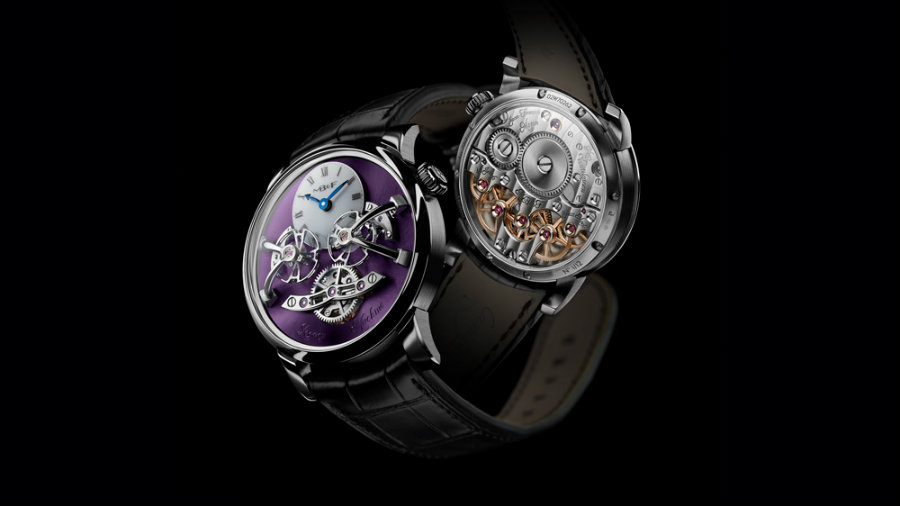 Have a look at this exclusive watch by Swiss watch brand MB&F Swiss watch brand Have a look at this exclusive watch by Swiss watch brand MB&F IMG5 1