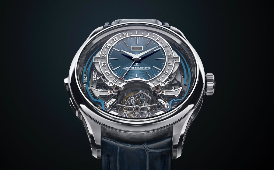 sihh 2019 See of the 5 best luxury watches of SIHH 2019 Jaeger LeCoultre Master Grande Tradition Gyrotourbillon Westminster Perpetual