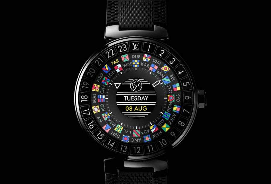 Check out the makeover of Louis Vuitton's Tambour watch Tambour watch Check out the makeover of Louis Vuitton's Tambour watch LV2