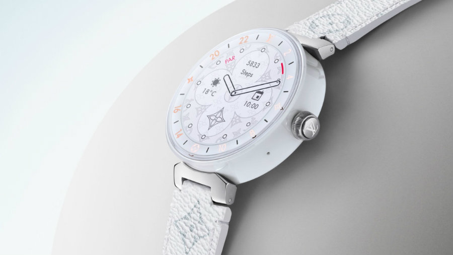 Check out the makeover of Louis Vuitton's Tambour watch Tambour watch Check out the makeover of Louis Vuitton's Tambour watch LV3