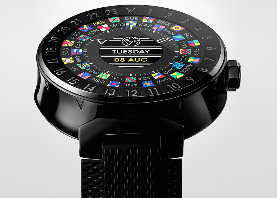 Tambour watch Check out the makeover of Louis Vuitton's Tambour watch LV5