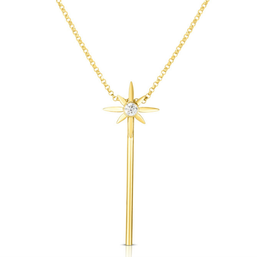 Have you seen the Cinderella Collection by Roberto Coin and Disney? Cinderella Collection Have you seen the Cinderella Collection by Roberto Coin and Disney? Pendant Cinderella Wand