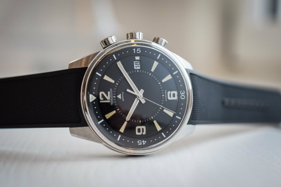 Let's have a look at Jaeger-LeCoultre's New Polaris Watch Polaris Watch Let's have a look at Jaeger-LeCoultre's New Polaris Watch Polaris4