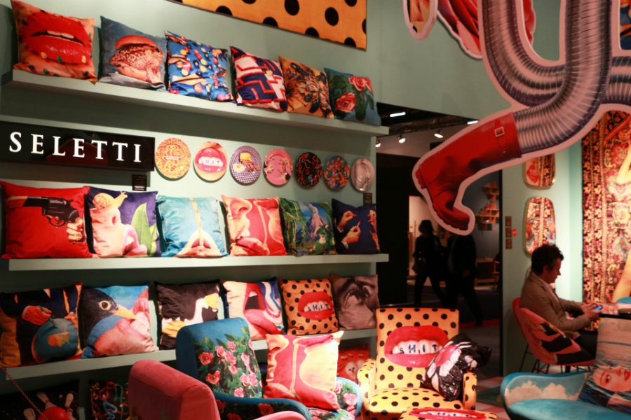maison et objet Don't miss the best of from Maison et Objet 2019 Seletti2