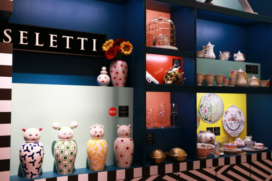 maison et objet Don't miss the best of from Maison et Objet 2019 Seletti3