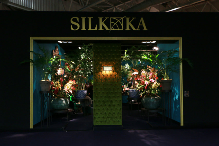 maison et objet Don't miss the best of from Maison et Objet 2019 Silk Ka2