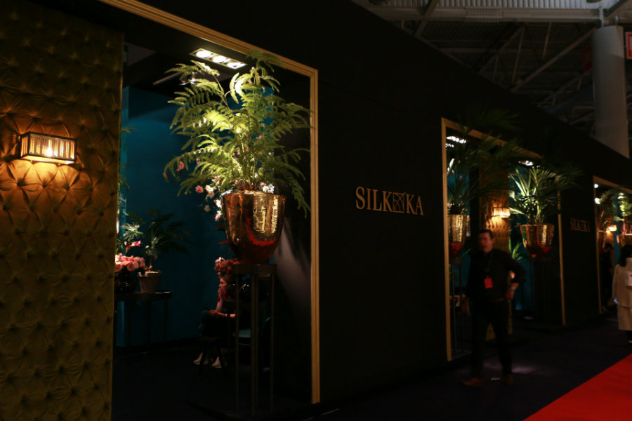 maison et objet Don't miss the best of from Maison et Objet 2019 Silk Ka4
