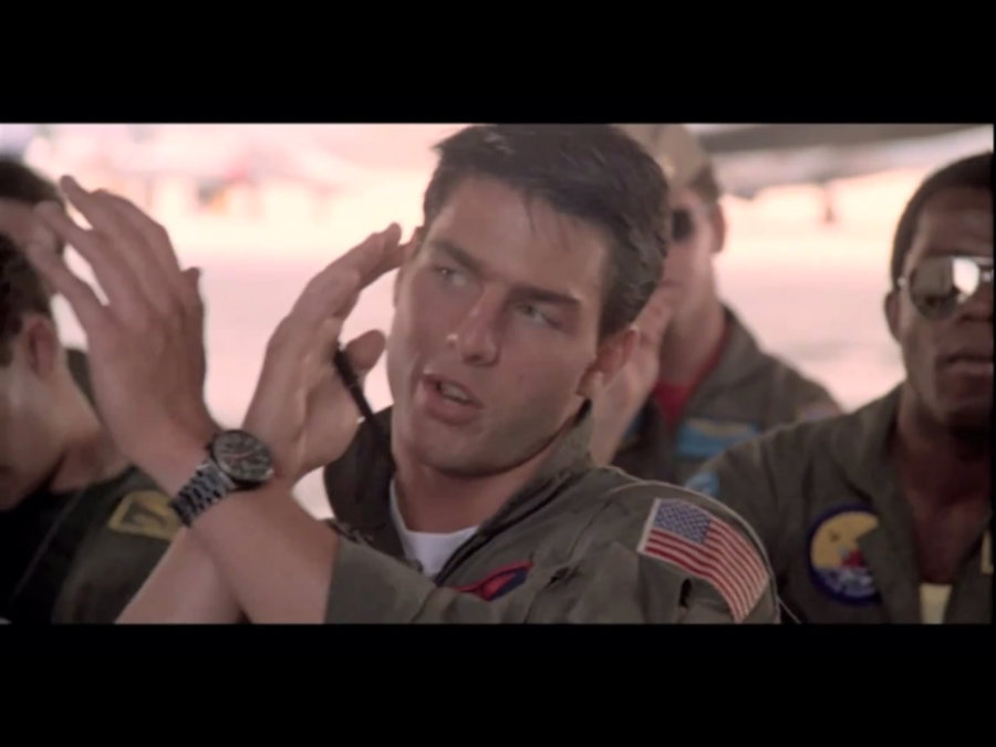 Top 7 watches that appeared in Hollywood movies top 7 watches Top 7 watches that appeared in Hollywood movies Tom Cruise
