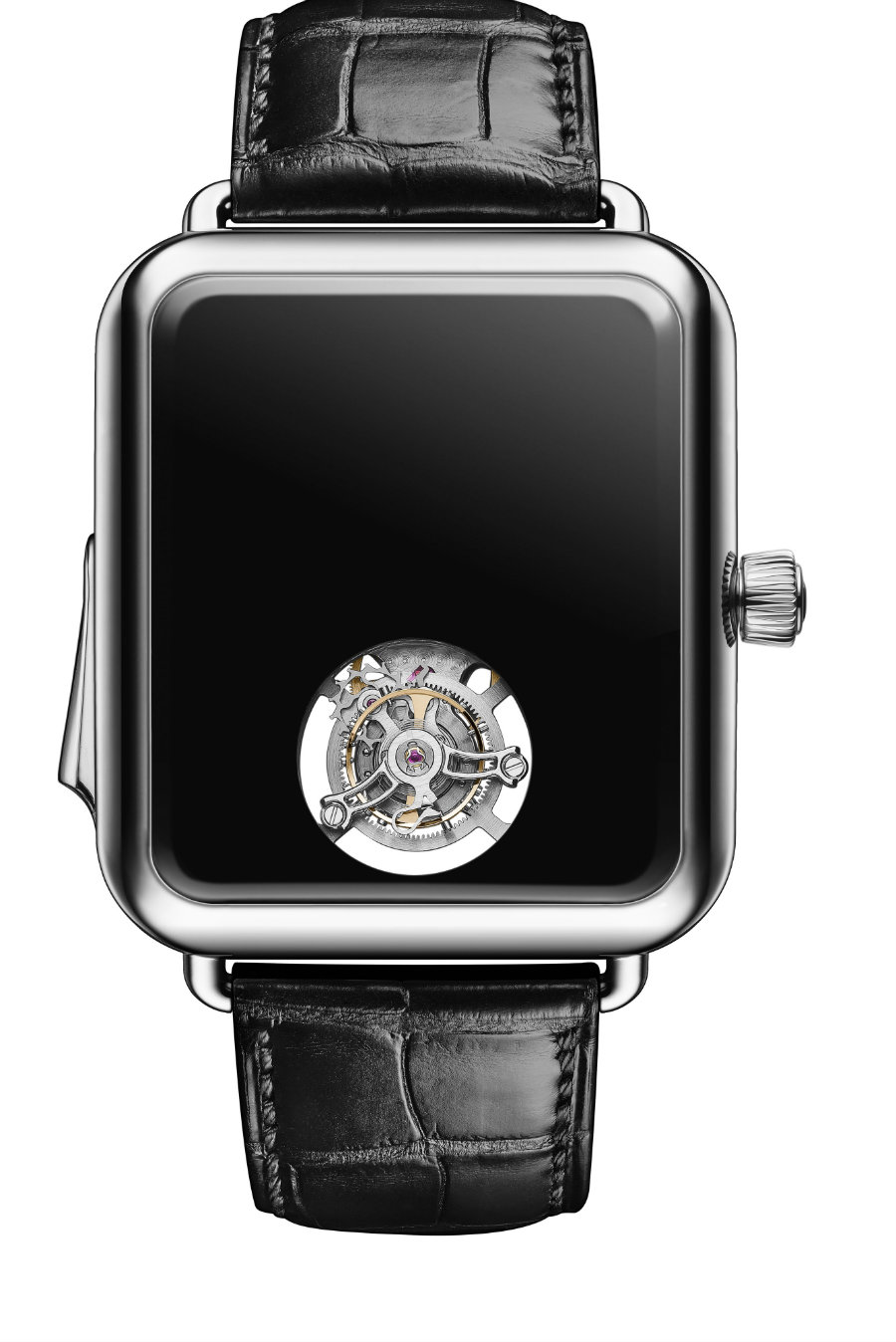 h. moser This H. Moser & Cie Watch is very lookalike an Apple Watch Watch2 1