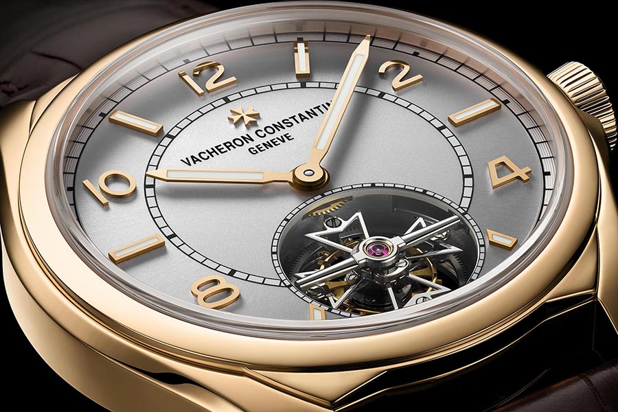 See Vacheron Constantin and Abbey Road Studios' new watch