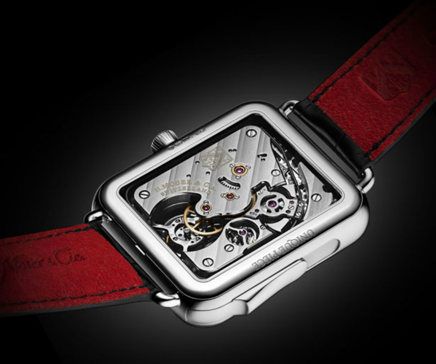 h. moser This H. Moser & Cie Watch is very lookalike an Apple Watch Watch5 1