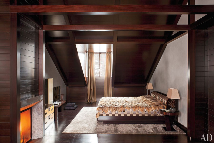 Check out the Giorgio Armani house in Switzerland Giorgio Armani house Check out the Giorgio Armani house in Switzerland bedroom