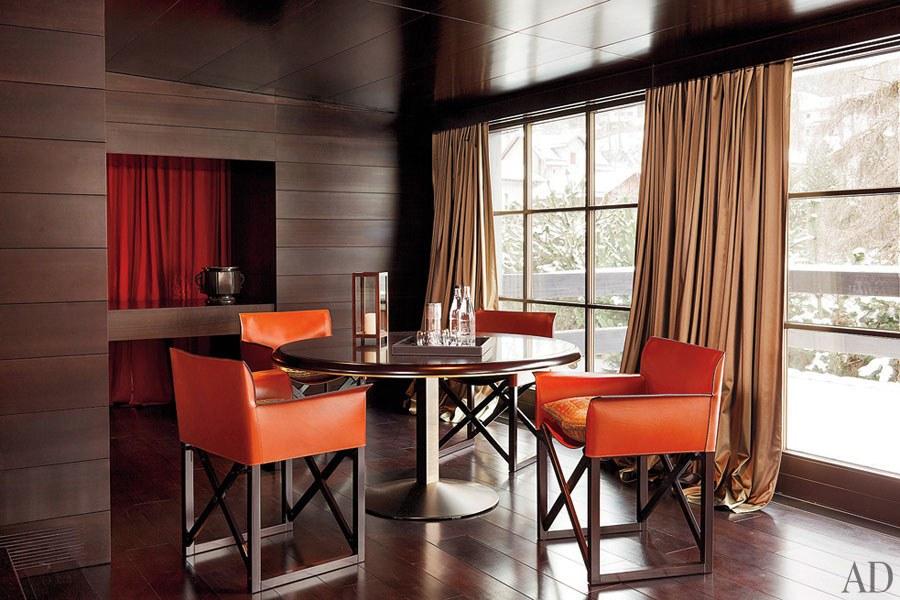 Check out the Giorgio Armani house in Switzerland Giorgio Armani house Check out the Giorgio Armani house in Switzerland chairs2