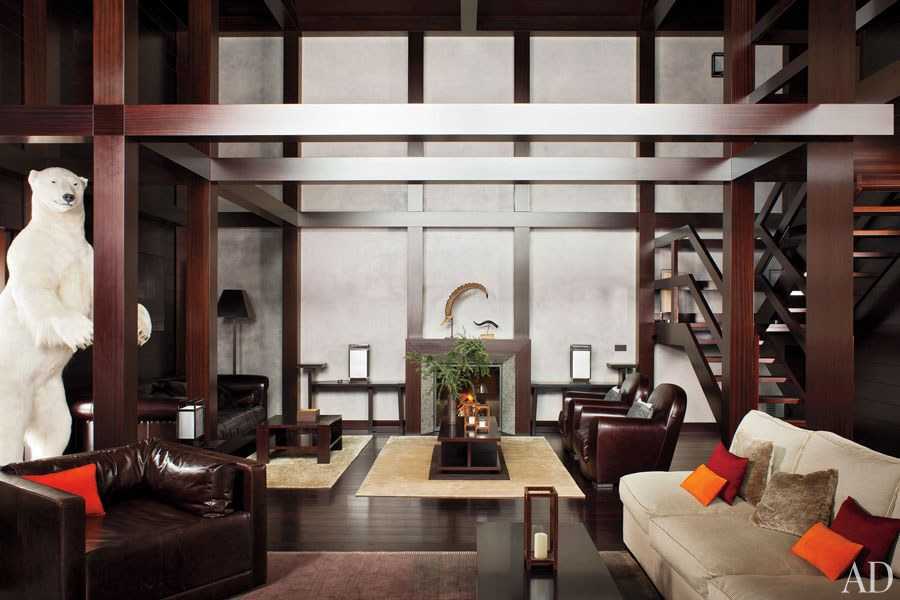 Check out the Giorgio Armani house in Switzerland Giorgio Armani house Check out the Giorgio Armani house in Switzerland livingroom2