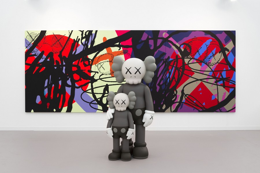 art basel What you can see this year at Art Basel Hong Kong 2019! 1 KAWS 1 1600x1067
