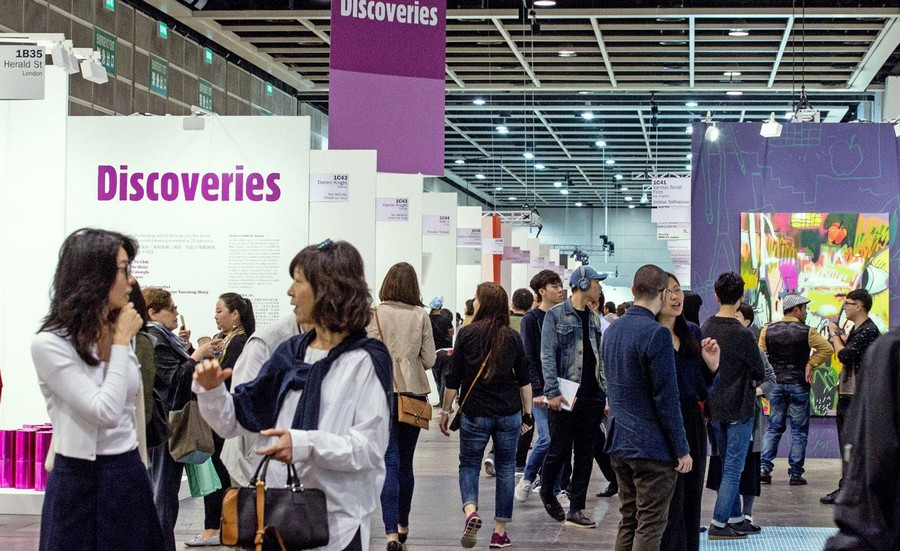 What you can see this year at Art Basel Hong Kong 2019! art basel What you can see this year at Art Basel Hong Kong 2019! ABHK17  Misc  General Impressions  PR  EH 4246 HiRes